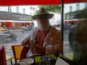 """A """"cup of coffee"""" in Paris"""